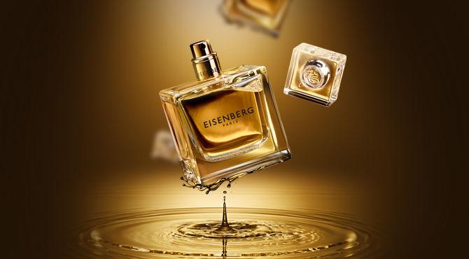 José Eisenberg and perfume