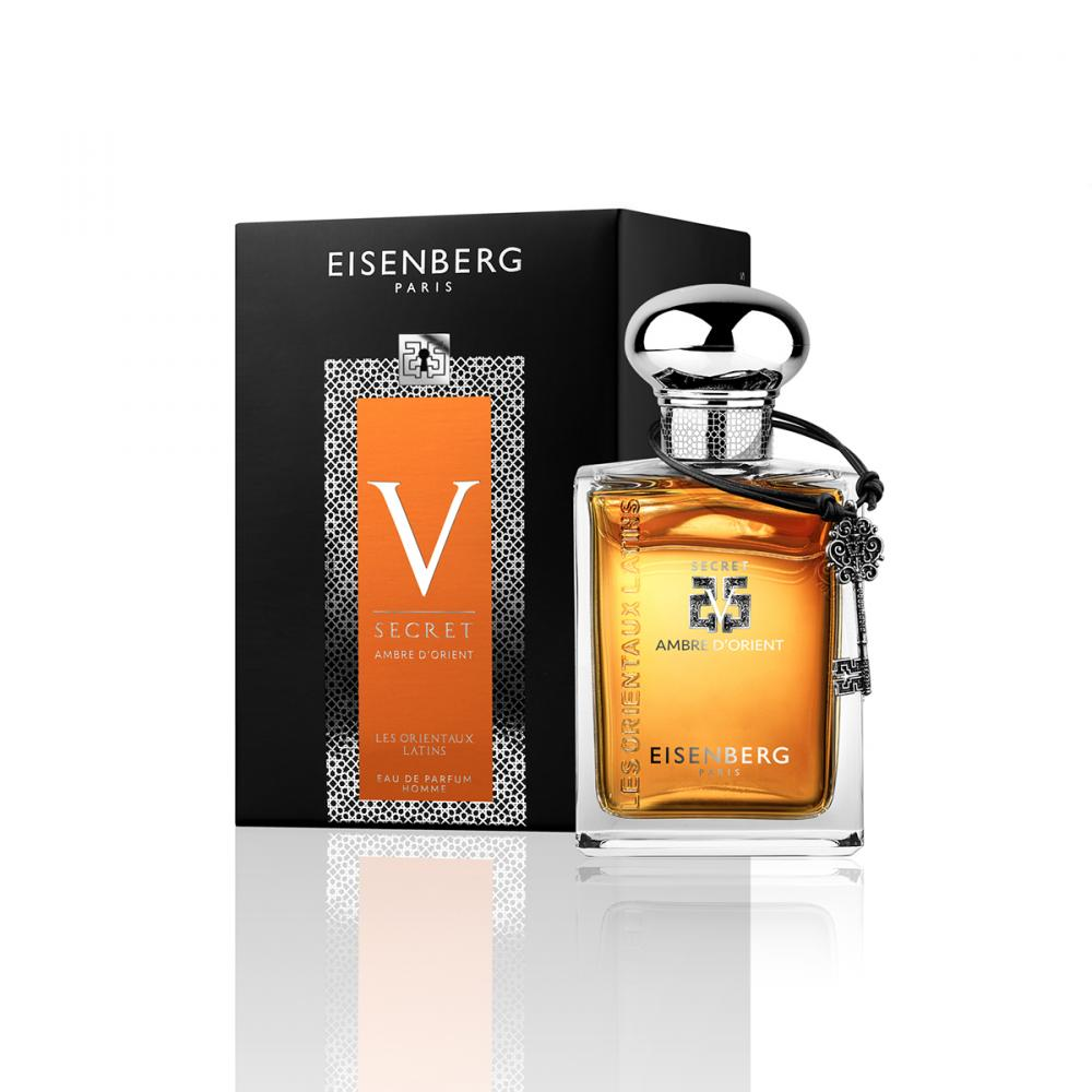 SECRET V AMBRE D'ORIENT